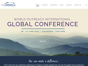 World Outreach International Global Conference
